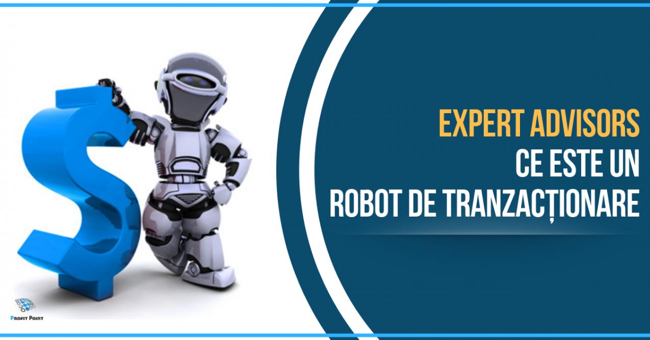 strategia robotului de tranzacționare