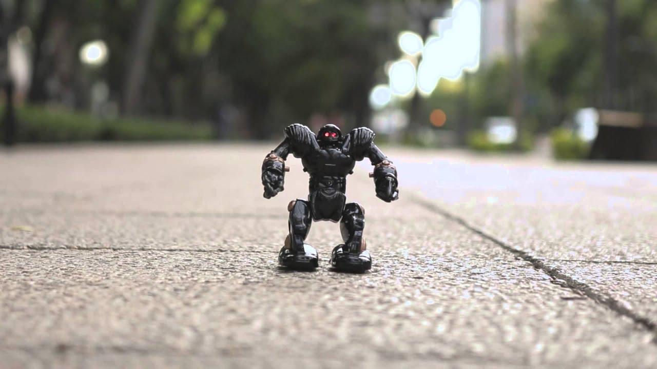 robot comercial turbomax