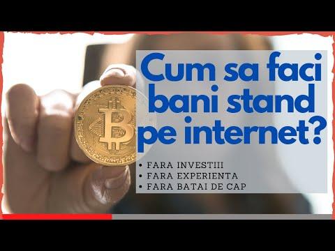 experiență de a face bani online