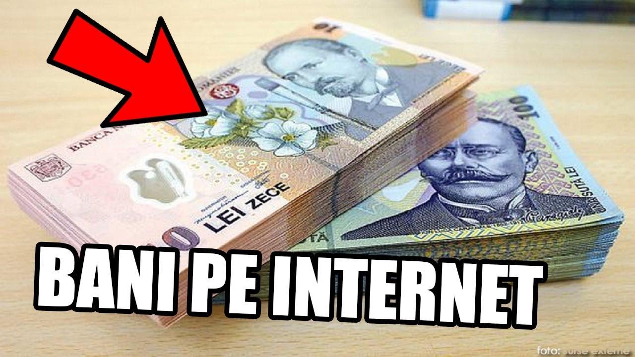 proiect de internet pentru a face bani