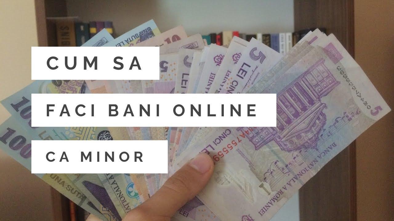 cum să faci bani creativi online