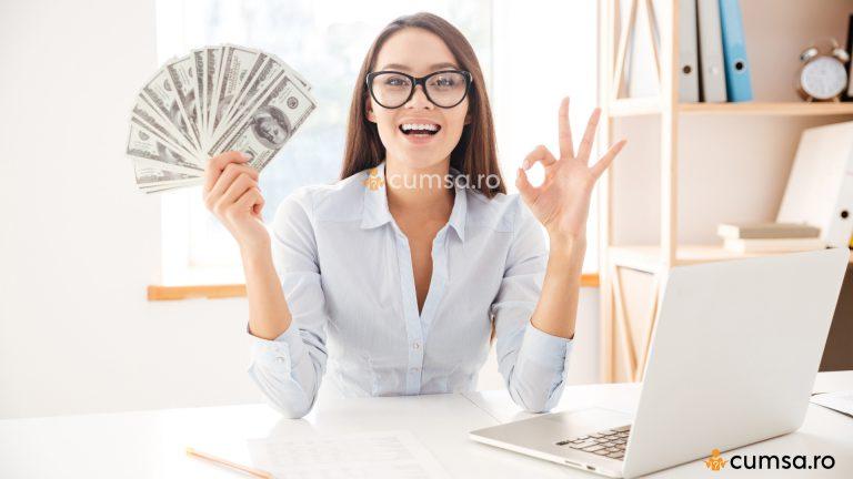 ajuta să câștigi bani într- o zi