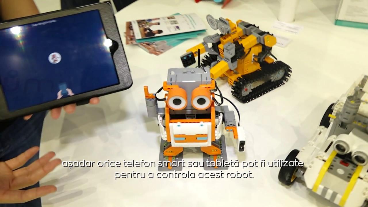 robot de ore de funcționare de tranzacționare