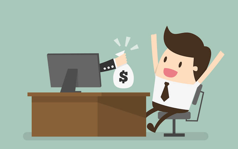de ce este ușor să faci bani