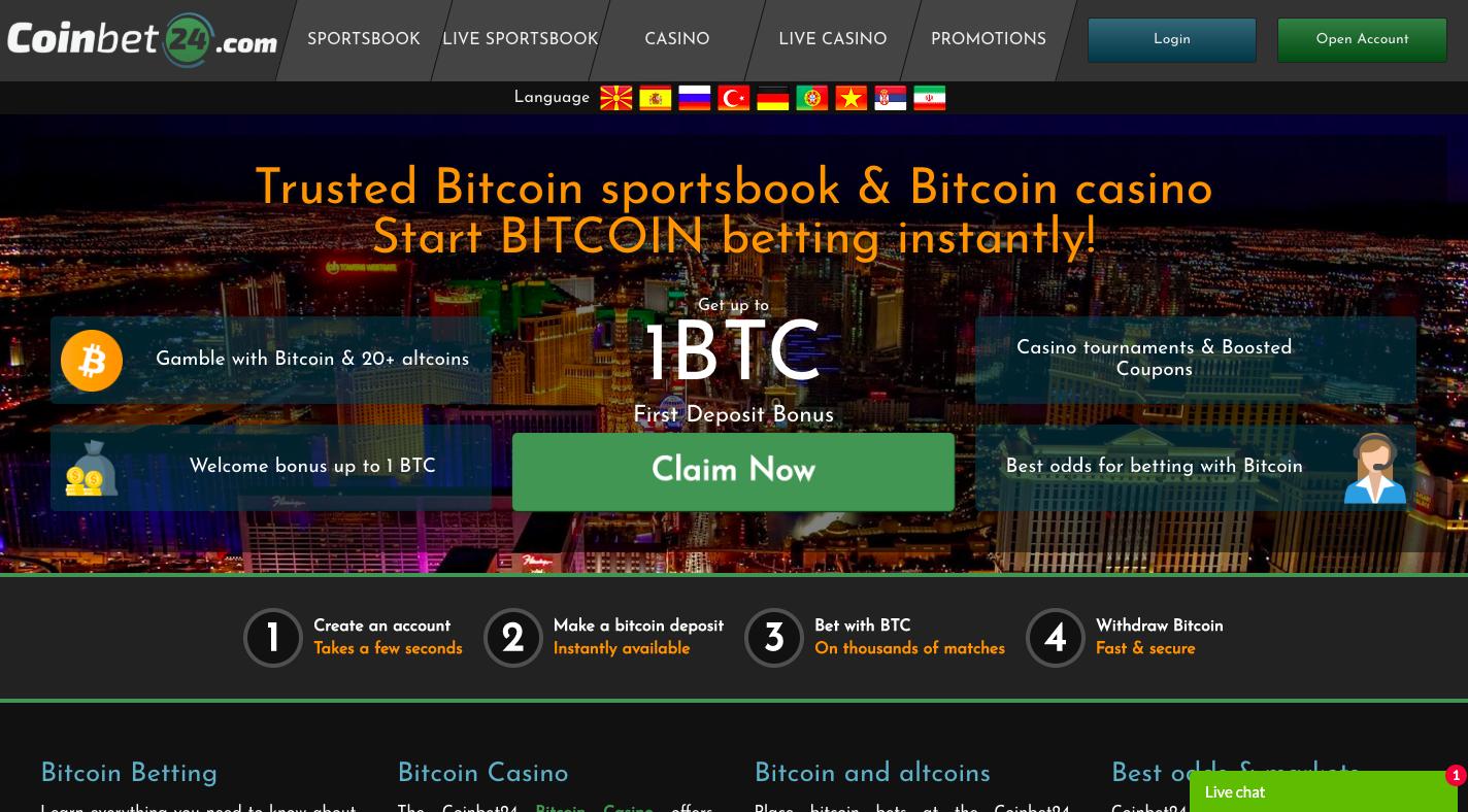 free bitcoin depozit)