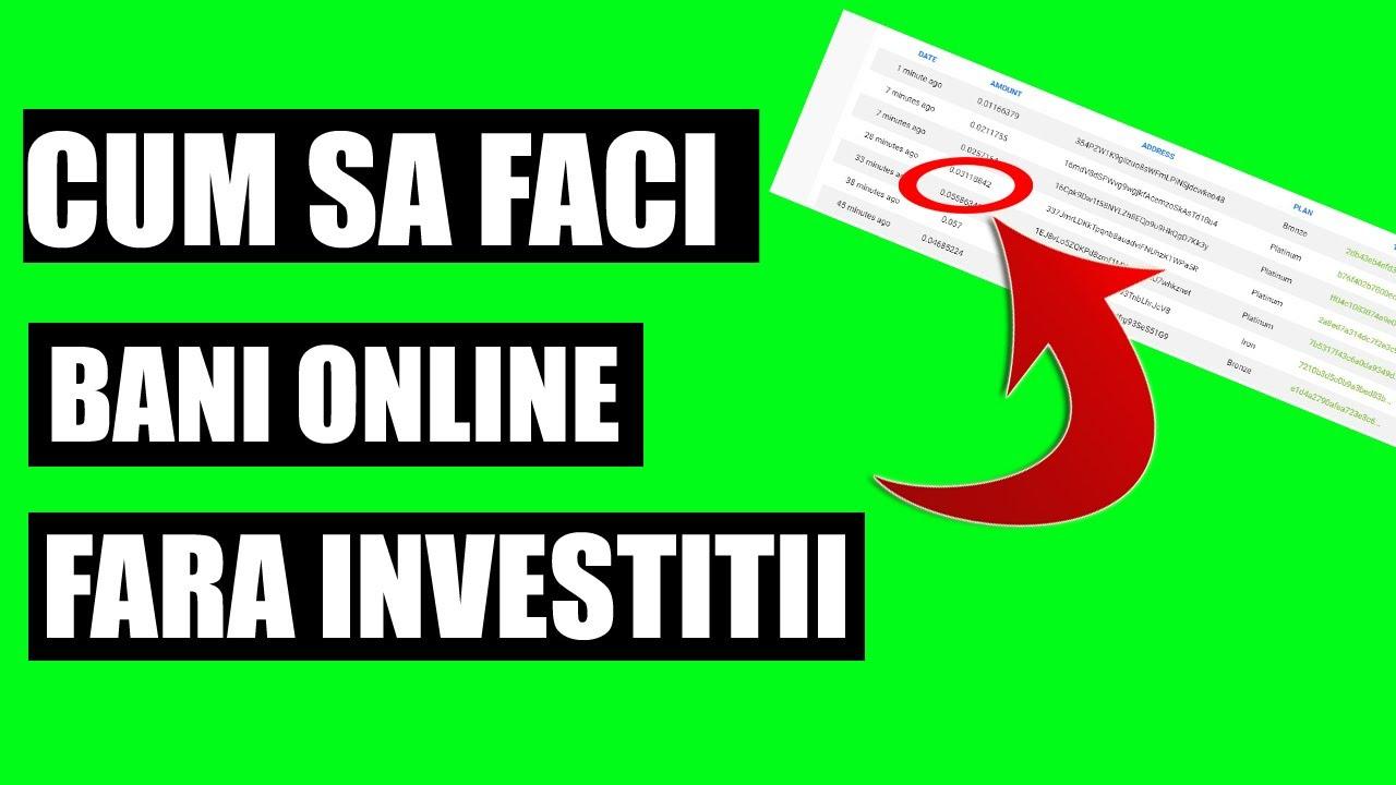 Site- uri pentru muncă part- time pe Internet fără investiții Semnale puternice pentru opțiuni